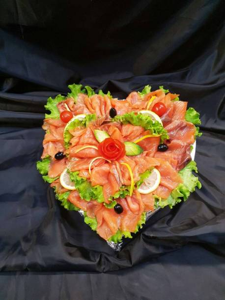 coeur de saumon